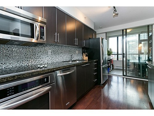 Photo 16: 607 538 SMITHE Street in Vancouver West: Downtown VW Home for sale ()  : MLS® # V1035615
