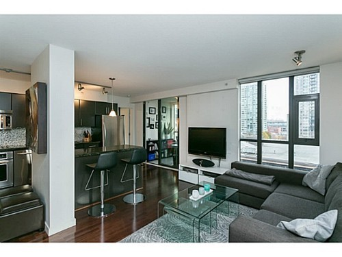 Photo 12: 607 538 SMITHE Street in Vancouver West: Downtown VW Home for sale ()  : MLS® # V1035615