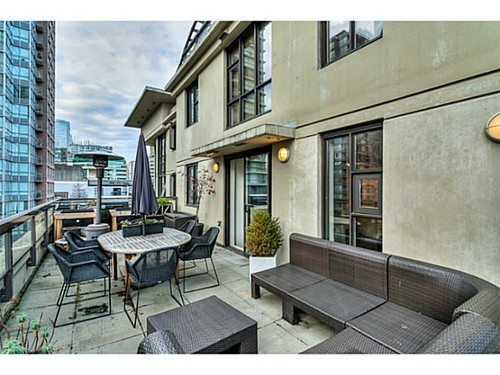 Photo 3: 607 538 SMITHE Street in Vancouver West: Downtown VW Home for sale ()  : MLS® # V1035615
