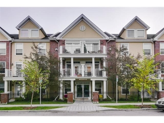 Main Photo: 3650 MARDA LI SW in Calgary: Garrison Woods Condo for sale
