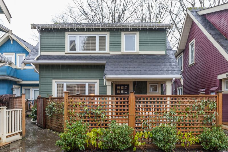 Main Photo: 987 E 21ST Avenue in Vancouver: Fraser VE House 1/2 Duplex for sale (Vancouver East)  : MLS® # R2029988