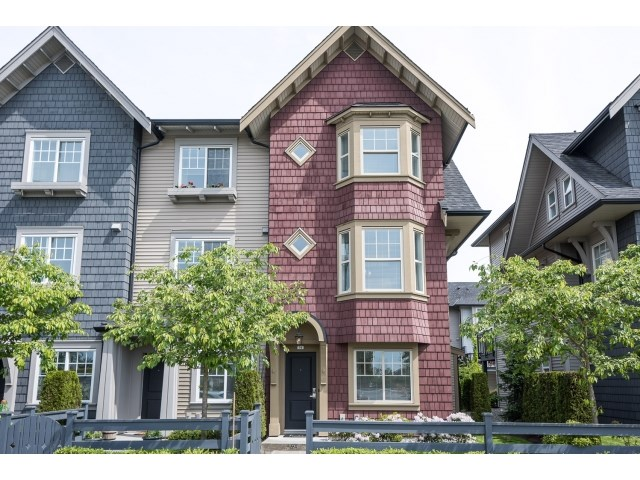 "Main Photo: 54 6450 187 Street in Surrey: Cloverdale BC Townhouse for sale in ""HILLCREST"" (Cloverdale)  : MLS® # R2062172"