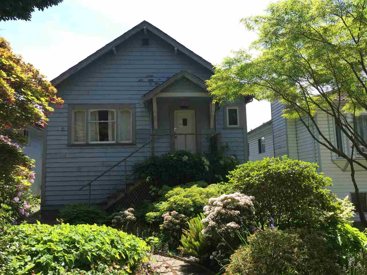 Main Photo: 3240 WILLIAM Street in Vancouver: Renfrew VE House for sale (Vancouver East)  : MLS® # R2070040