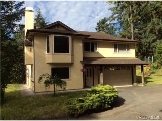 Main Photo: 3134 Munn Road in VICTORIA: Hi Eastern Highlands Single Family Detached for sale (Highlands)  : MLS® # 366064