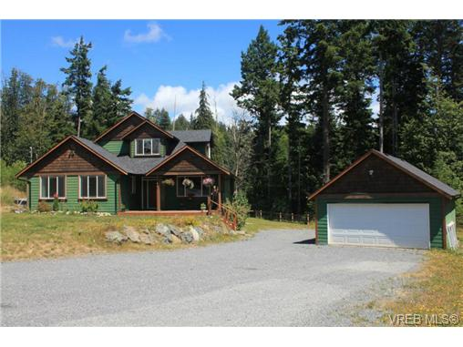 Main Photo: 7278 Thelmita Place in SOOKE: Sk Otter Point Single Family Detached for sale (Sooke)  : MLS(r) # 366415