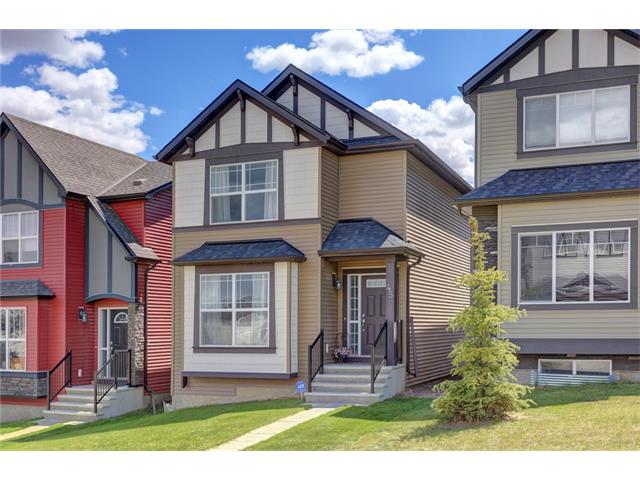 Main Photo: 45 SAGE BANK Grove NW in Calgary: Sage Hill House for sale : MLS® # C4069794