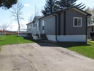 Main Photo: 26 ROUND ROAD NW in Edmonton: Zone 42 Mobile for sale : MLS® # E4045199
