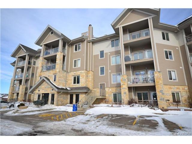 Main Photo: 1205 St Anne's Road in Winnipeg: River Park South Condominium for sale (2F)  : MLS® # 1702876
