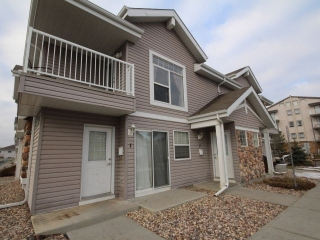 Main Photo: 7 150 Edwards Drive in Edmonton: Zone 53 Carriage for sale : MLS(r) # E4052780