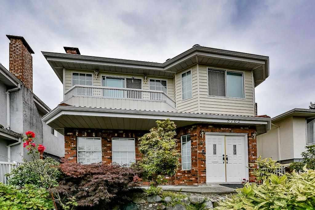 Main Photo: 5762 DUMFRIES Street in Vancouver: Knight House for sale (Vancouver East)  : MLS® # R2143207