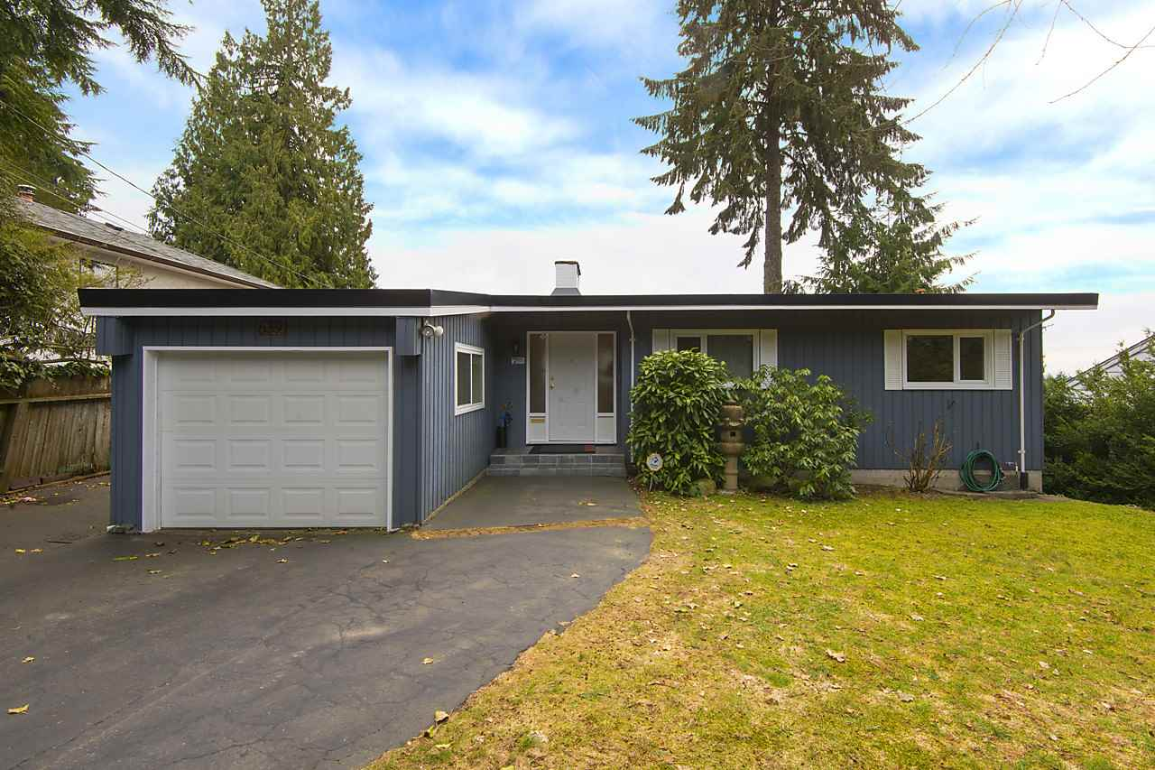 Main Photo: 639 MONTROYAL Boulevard in North Vancouver: Canyon Heights NV House for sale : MLS(r) # R2149739