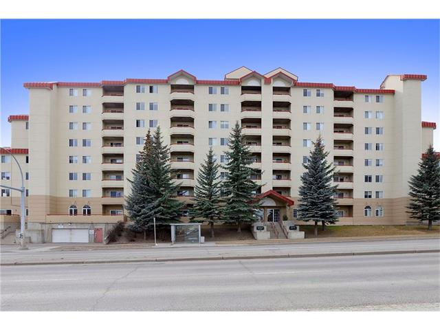 Main Photo: 102 2011 UNIVERSITY Drive NW in Calgary: University Heights Condo for sale : MLS® # C4108581