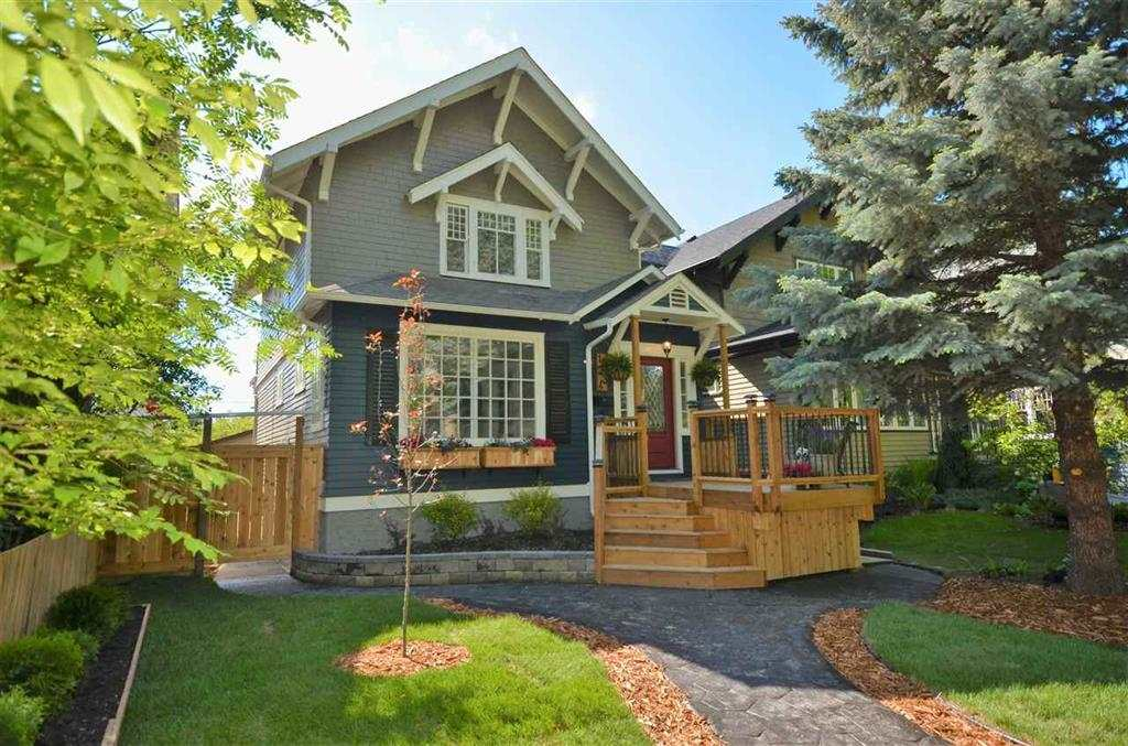 Main Photo: 10234 125 Street in Edmonton: Zone 07 House for sale : MLS(r) # E4059841