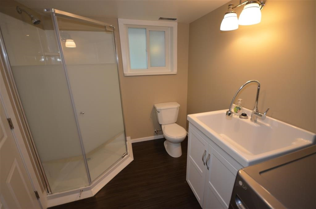 3 Piece with Laundry Room in Basement