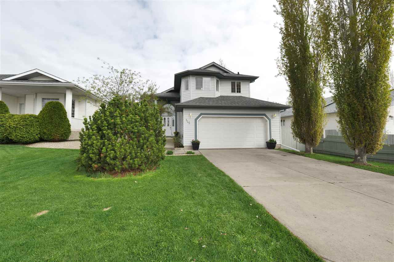 Main Photo: 115 CALICO Drive: Sherwood Park House for sale : MLS(r) # E4064801