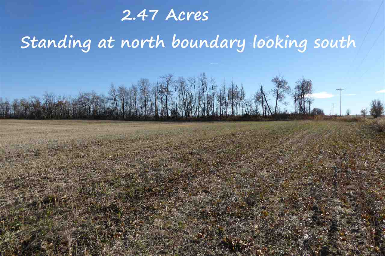 Photo 6: Twp580 RRG 254: Rural Sturgeon County Rural Land/Vacant Lot for sale : MLS® # E4066803