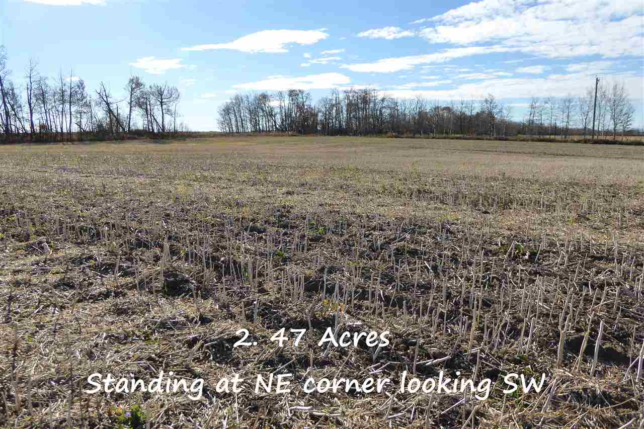 Photo 8: Twp580 RRG 254: Rural Sturgeon County Rural Land/Vacant Lot for sale : MLS® # E4066803