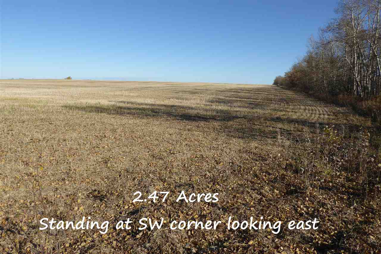 Photo 12: Twp580 RRG 254: Rural Sturgeon County Rural Land/Vacant Lot for sale : MLS® # E4066803