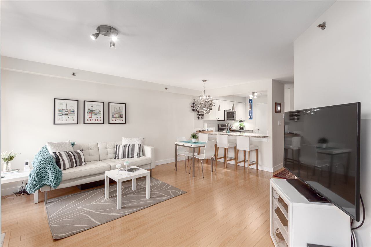 "Photo 3: 25 1350 W 6TH Avenue in Vancouver: Fairview VW Condo for sale in ""Pepper Ridge"" (Vancouver West)  : MLS® # R2177232"
