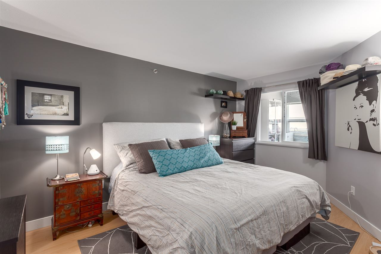 "Photo 10: 25 1350 W 6TH Avenue in Vancouver: Fairview VW Condo for sale in ""Pepper Ridge"" (Vancouver West)  : MLS® # R2177232"