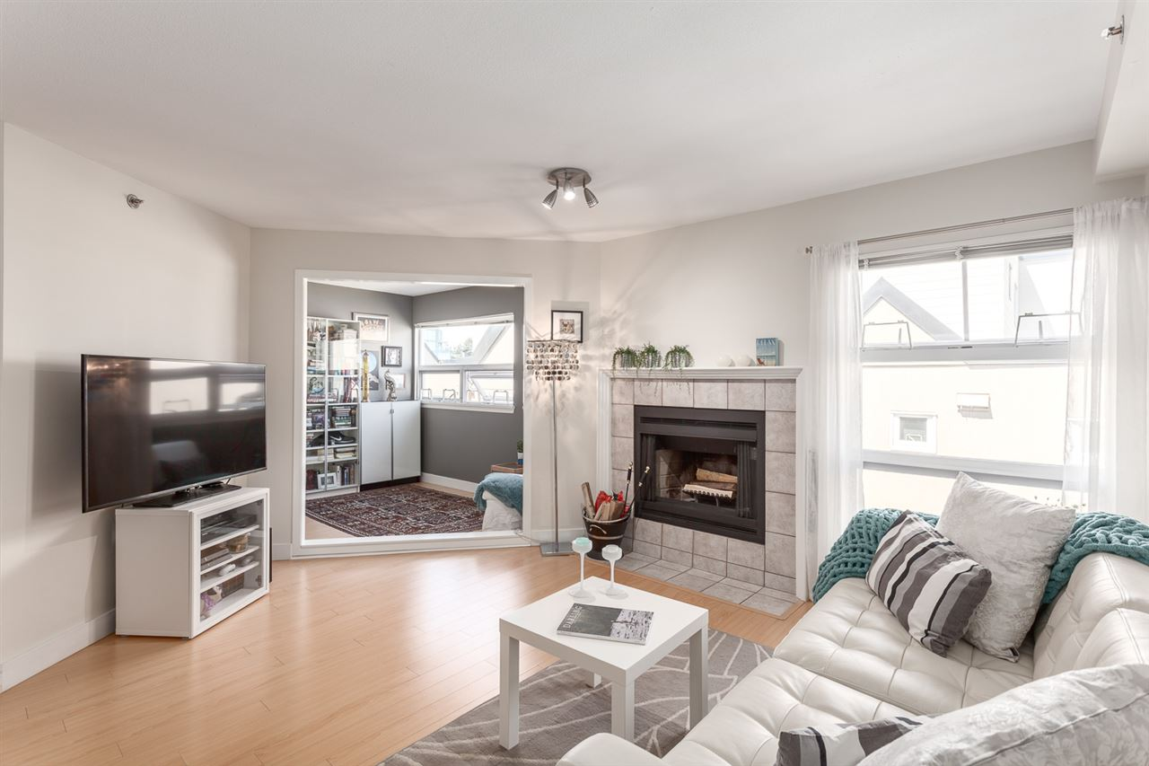 "Photo 2: 25 1350 W 6TH Avenue in Vancouver: Fairview VW Condo for sale in ""Pepper Ridge"" (Vancouver West)  : MLS® # R2177232"