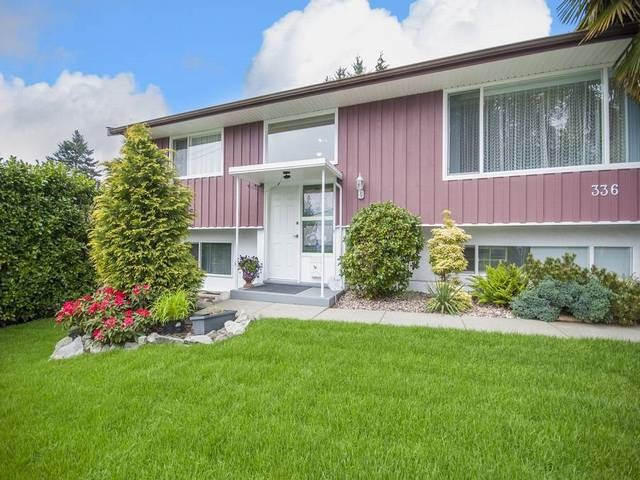 Main Photo: 336 LAURENTIAN CRESCENT in Coquitlam: Central Coquitlam House for sale : MLS®# R2164450