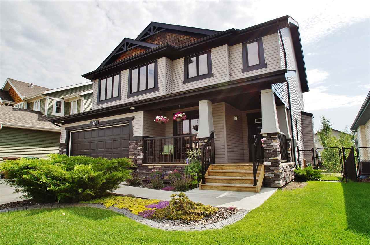 Main Photo: 41 NORMANDEAU Crescent: St. Albert House for sale : MLS(r) # E4074696