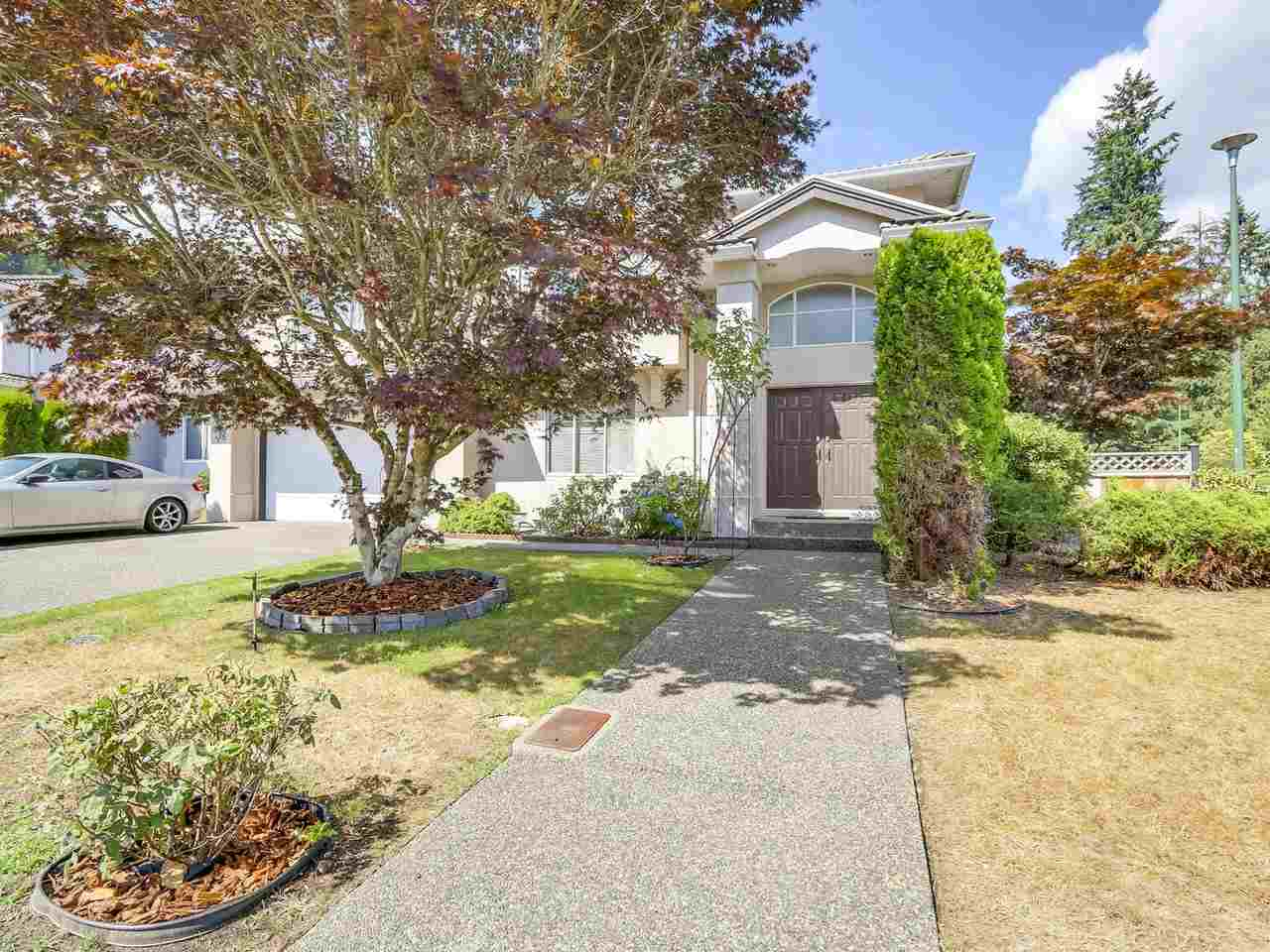 Main Photo: 3319 RAKANNA Place in Coquitlam: Hockaday House for sale : MLS® # R2197763