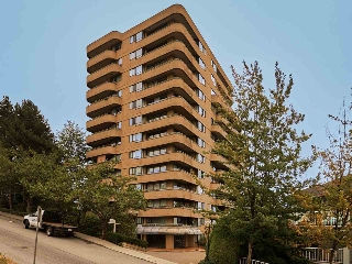 "Main Photo: 1202 1026 QUEENS Avenue in New Westminster: Uptown NW Condo for sale in ""AMARA TERRACE"" : MLS® # R2202647"
