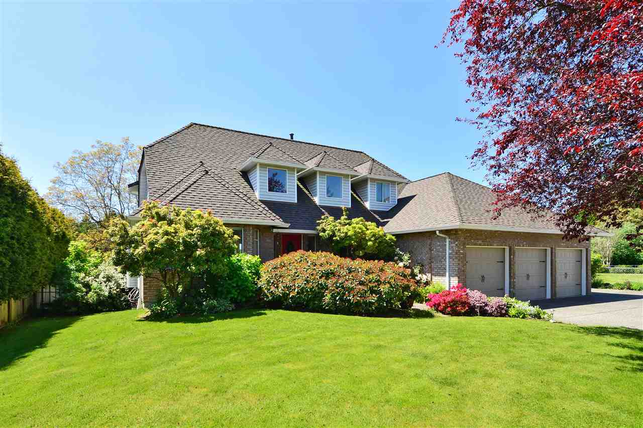 "Main Photo: 16878 21 Avenue in Surrey: Pacific Douglas House for sale in ""Grandview Heights"" (South Surrey White Rock)  : MLS® # R2207455"