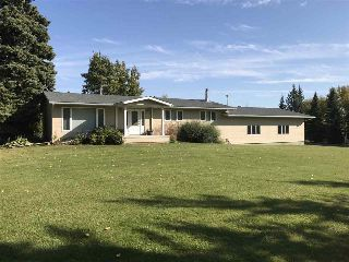 Main Photo: 9813 269 Road in Fort St. John: Fort St. John - Rural W 100th House for sale (Fort St. John (Zone 60))  : MLS® # R2208403
