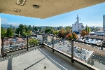 Main Photo: 703 615 HAMILTON Street in New Westminster: Uptown NW Condo for sale : MLS® # R2210446