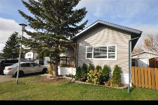 Main Photo: 492 Evergreen Park in Edmonton: Zone 51 Mobile for sale : MLS® # E4085788
