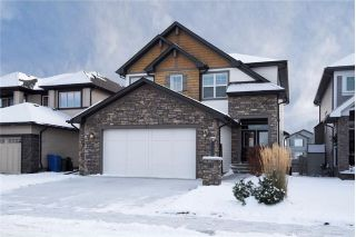 Main Photo: 5 CIMARRON SPRINGS Court: Okotoks House for sale : MLS® # C4145375