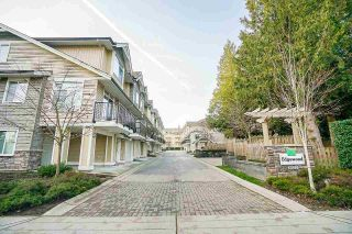 "Main Photo: 10 8277 161 Street in Surrey: Fleetwood Tynehead Townhouse for sale in ""EDGEWOOD"" : MLS® # R2227985"