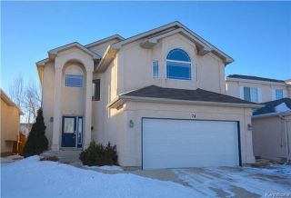 Main Photo: 74 Baytree Court in Winnipeg: Linden Woods Residential for sale (1M)  : MLS® # 1803432