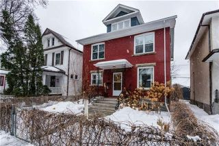 Main Photo: 524 Sherburn Street in Winnipeg: Residential for sale (5C)  : MLS® # 1805932