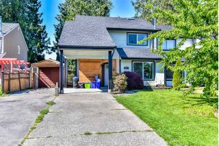 Main Photo: 19821 53A Avenue in Langley: Langley City House 1/2 Duplex for sale : MLS®# R2270041