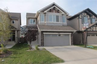 Main Photo: 6951 EVANS Wynd in Edmonton: Zone 57 House for sale : MLS®# E4115425