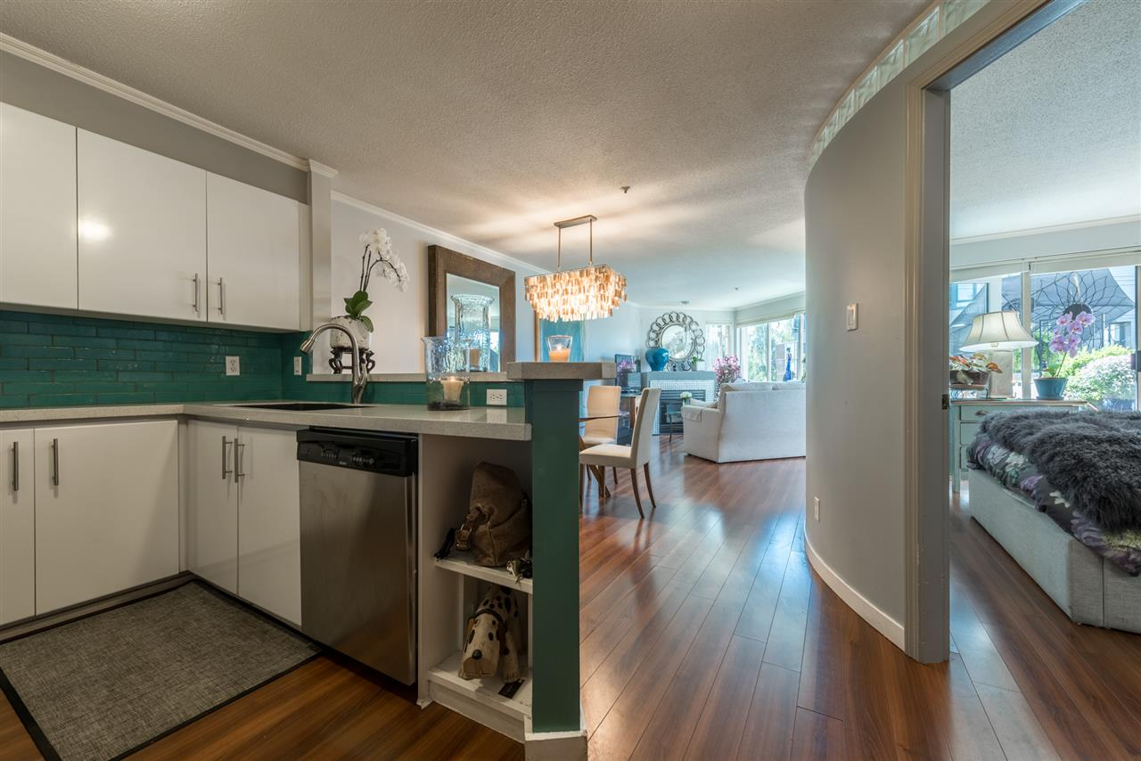 "Main Photo: 208 1208 BIDWELL Street in Vancouver: West End VW Condo for sale in ""Baybreese"" (Vancouver West)  : MLS®# R2285865"