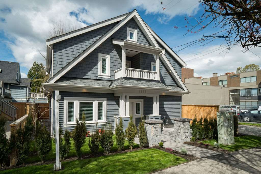 FEATURED LISTING: 2577 ST. GEORGE Street Vancouver