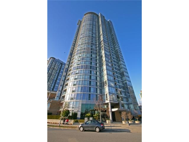 "Main Photo: 801 1033 MARINASIDE Crescent in Vancouver: False Creek North Condo for sale in ""QUAYWEST"" (Vancouver West)  : MLS® # V874560"