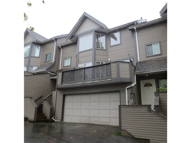 "Main Photo: 41 1271 LASALLE Place in Coquitlam: Canyon Springs Townhouse for sale in ""CHATEAU LASALLE"" : MLS® # V1030467"