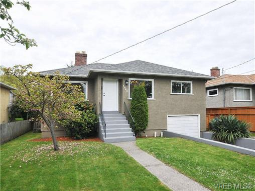 Main Photo: 1946 Bourchier Street in VICTORIA: Vi Jubilee Single Family Detached for sale (Victoria)  : MLS® # 336830