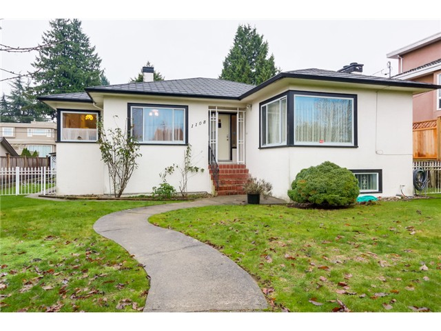 Main Photo: 1108 W 41ST Avenue in Vancouver: South Granville House for sale (Vancouver West)  : MLS(r) # V1096293