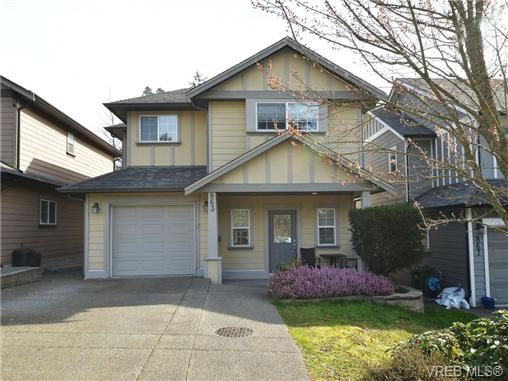Main Photo: 863 McCallum Road in VICTORIA: La Florence Lake Single Family Detached for sale (Langford)  : MLS(r) # 347712