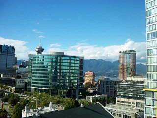 "Main Photo: 1506 668 CITADEL PARADE in Vancouver: Downtown VW Condo for sale in ""SPECTRUM"" (Vancouver West)  : MLS® # V1136906"