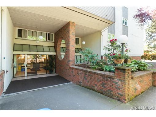 Main Photo: 313 909 Pembroke Street in VICTORIA: Vi Central Park Condo Apartment for sale (Victoria)  : MLS® # 364641