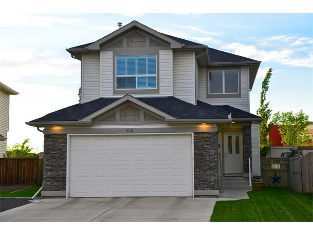 Main Photo: 68 WESTON Place SW in Calgary: West Springs House for sale : MLS(r) # C4050853