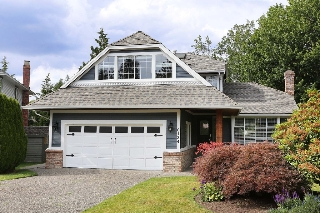 "Main Photo: 6124 PARKSIDE Close in Surrey: Panorama Ridge House for sale in ""Boundary Park"" : MLS(r) # R2080237"